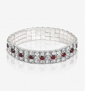 10 Carat Garnet Bracelet
