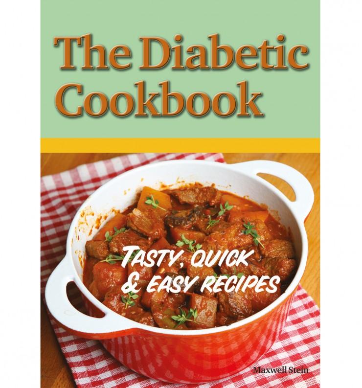 Diabetic Cookbook 9.95