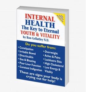 Internal Health - Key To Eternal Youth