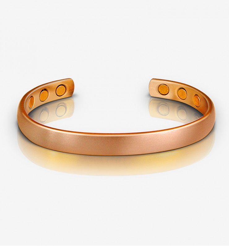 Copper Healing Bracelet With Magnets