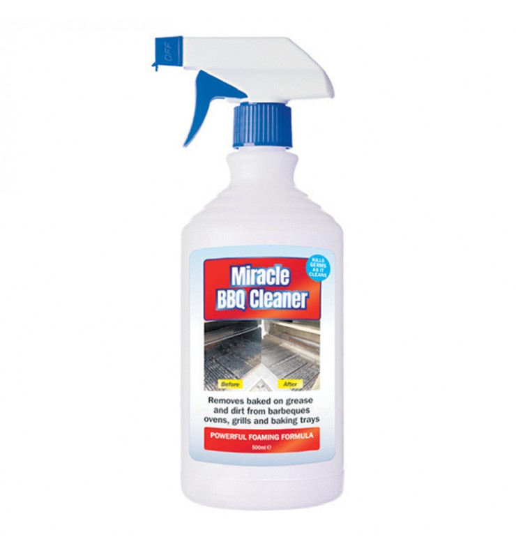Miracle BBQ and Oven Cleaner