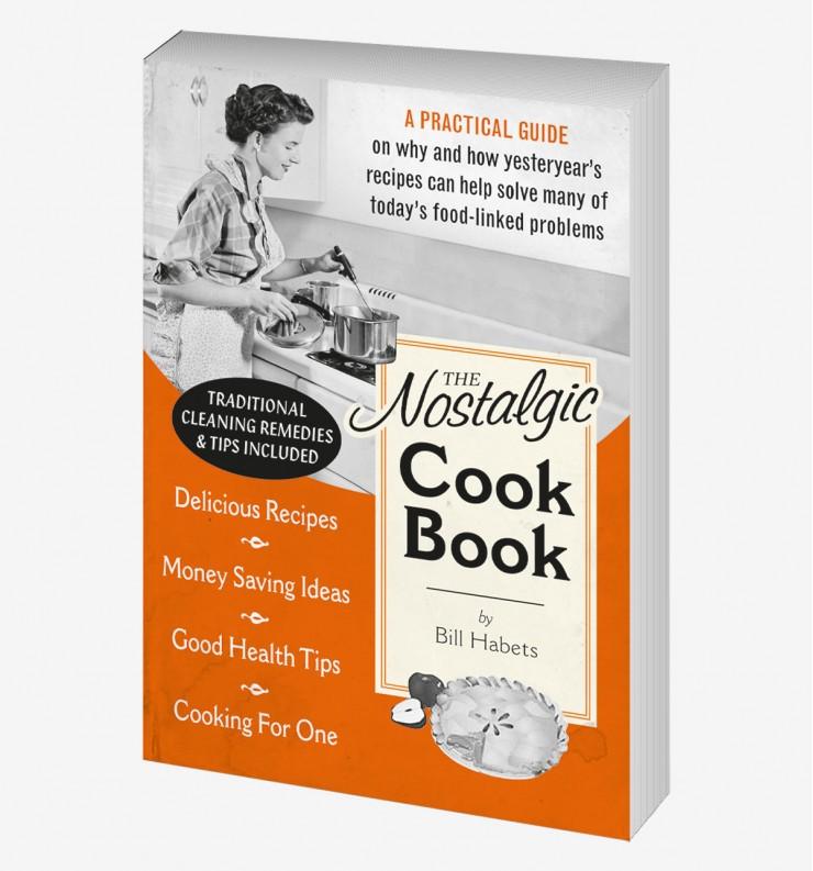 Nostalgic Cook Book 9.95